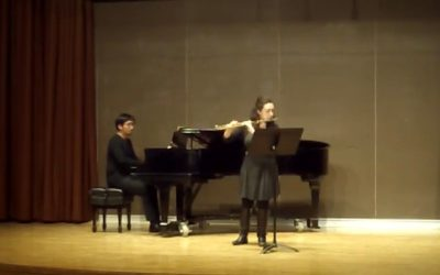 Presenting: Manilow Music Project Scholarship winner, KAYLA CIESLAK!
